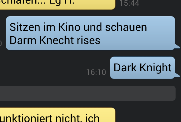 Darm Knecht